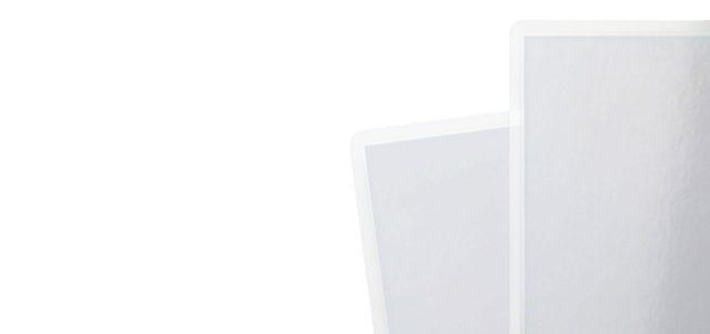 laminieren papier weis paperguard