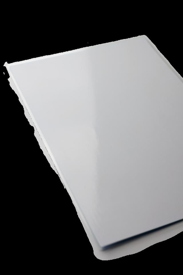 laminieren weis papier paperguard