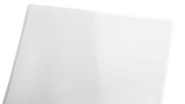 laminieren papier weis Spiegelung paperguard