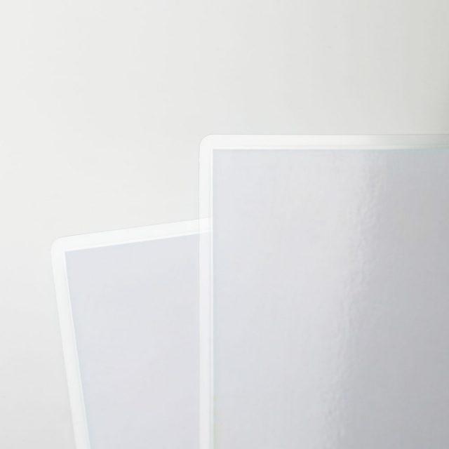 laminieren folie papier zwei hell 3