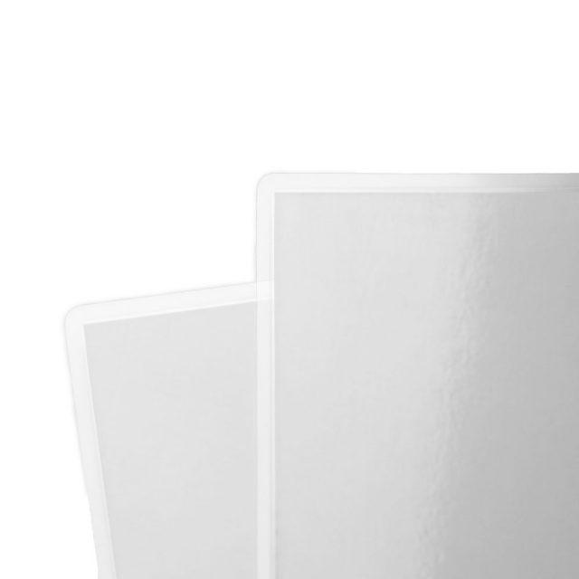 laminieren folie papier zwei hell